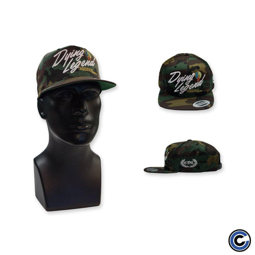 "CDC ""Dying Legend"" Snapback"