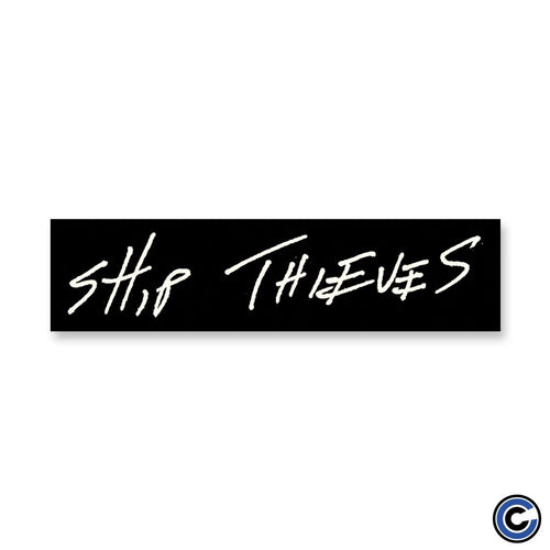"Buy – Ship Thieves ""Irruption"" Sticker – Band & Music Merch – Cold Cuts Merch"