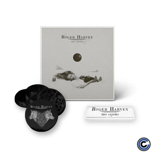 "Buy – Roger Harvey ""Two Coyotes"" Stoner CD Bundle – Band & Music Merch – Cold Cuts Merch"