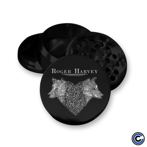 "Buy – Roger Harvey ""Coyote Heart"" Grinder – Band & Music Merch – Cold Cuts Merch"
