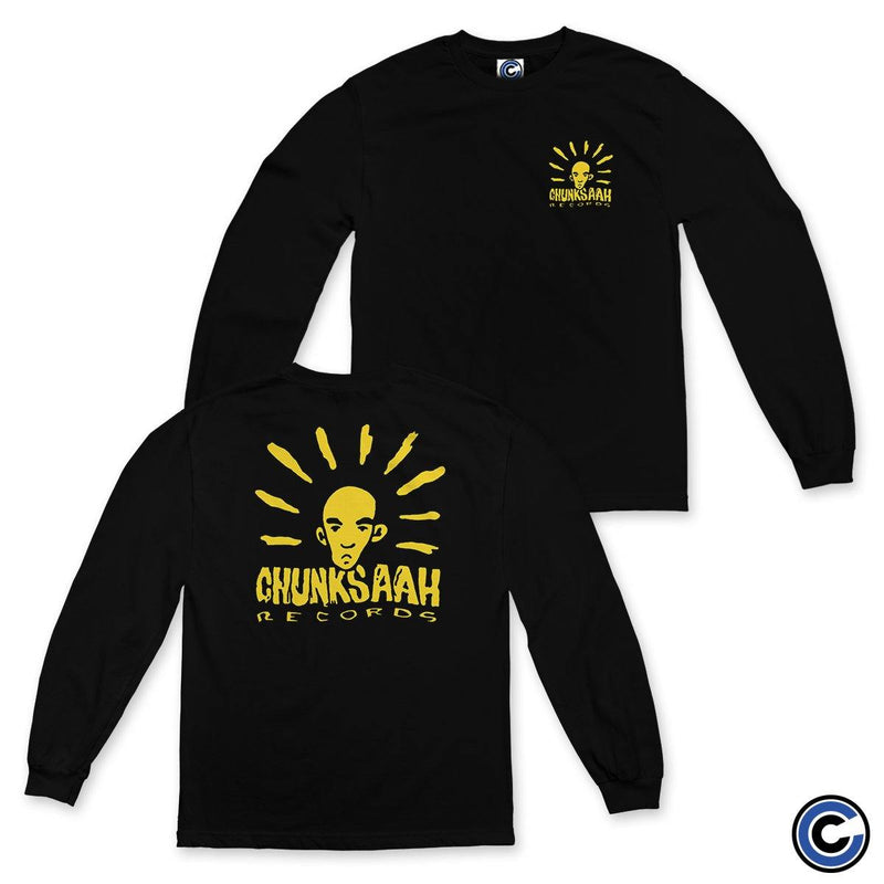 "Buy Now – Chunksaah Records ""Timmy Logo"" Long Sleeve – Cold Cuts Merch"