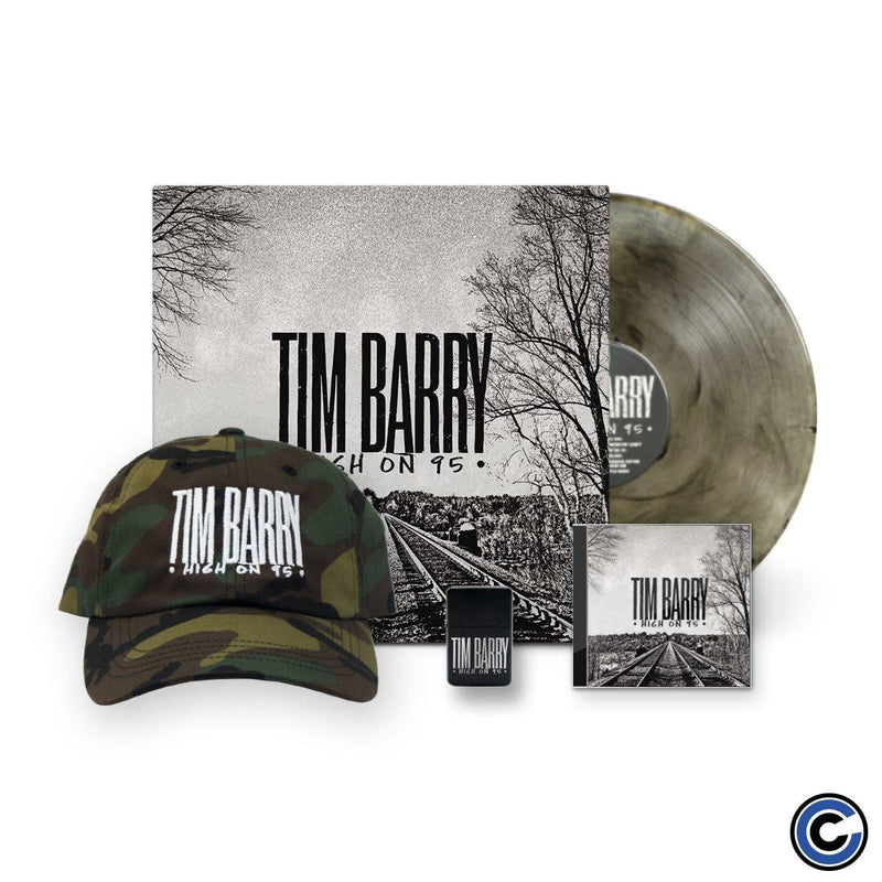 "Buy Now – Tim Barry ""High On 95"" Bundle – Cold Cuts Merch"