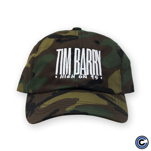 "Buy – Tim Barry ""High On 95"" Hat – Band & Music Merch – Cold Cuts Merch"