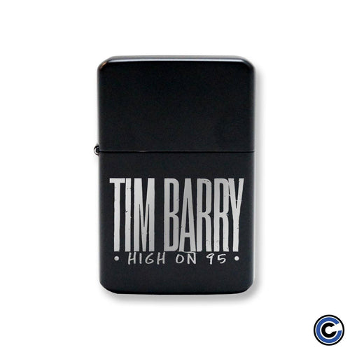 "Tim Barry ""High On 95"" Lighter"