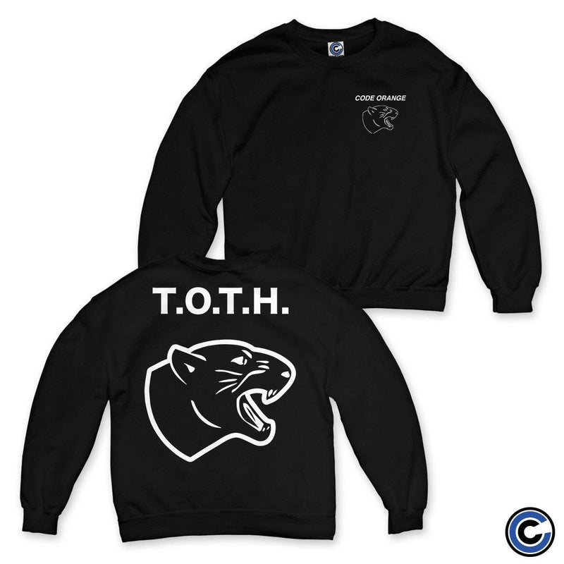 "Code Orange ""TOTH Panther"" Crewneck"