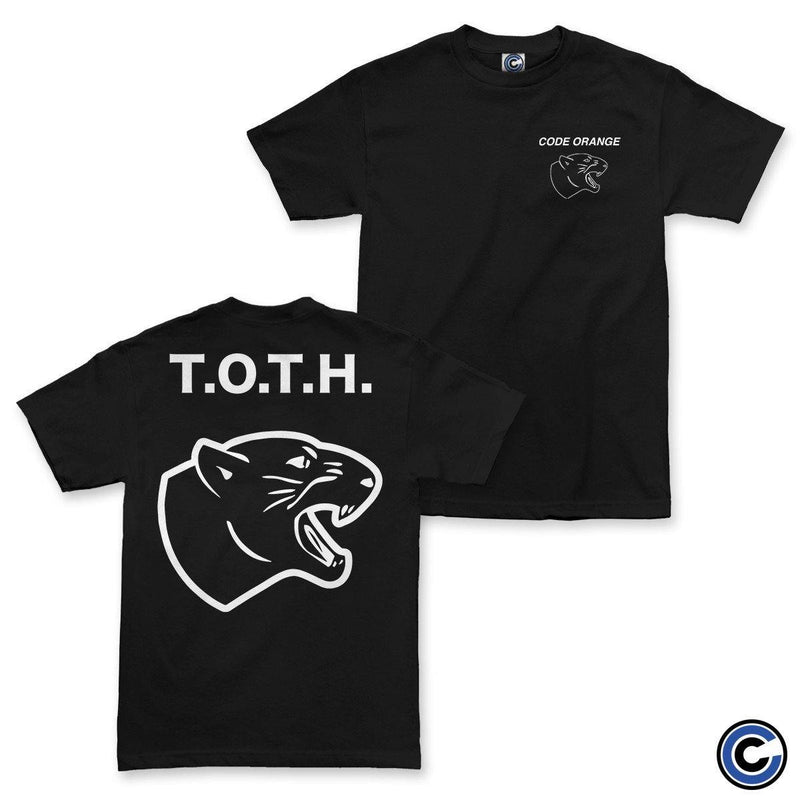 "Code Orange ""TOTH Panther"" Shirt"