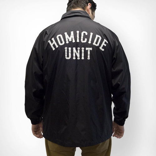 "Cold Cuts Limited ""Homicide Unit"" Coaches Jacket"