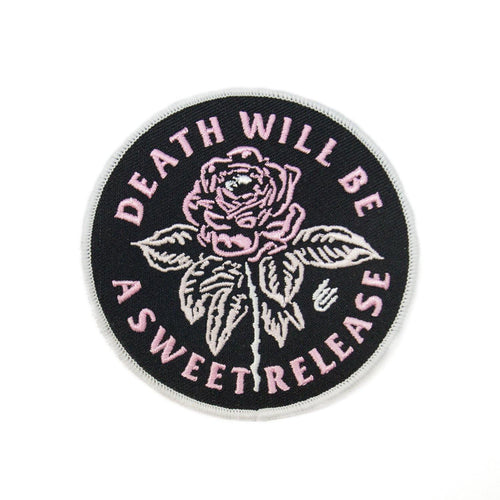 "Buy Now – Cold Cuts Limited ""Sweet Release"" Patch – Cold Cuts Merch"