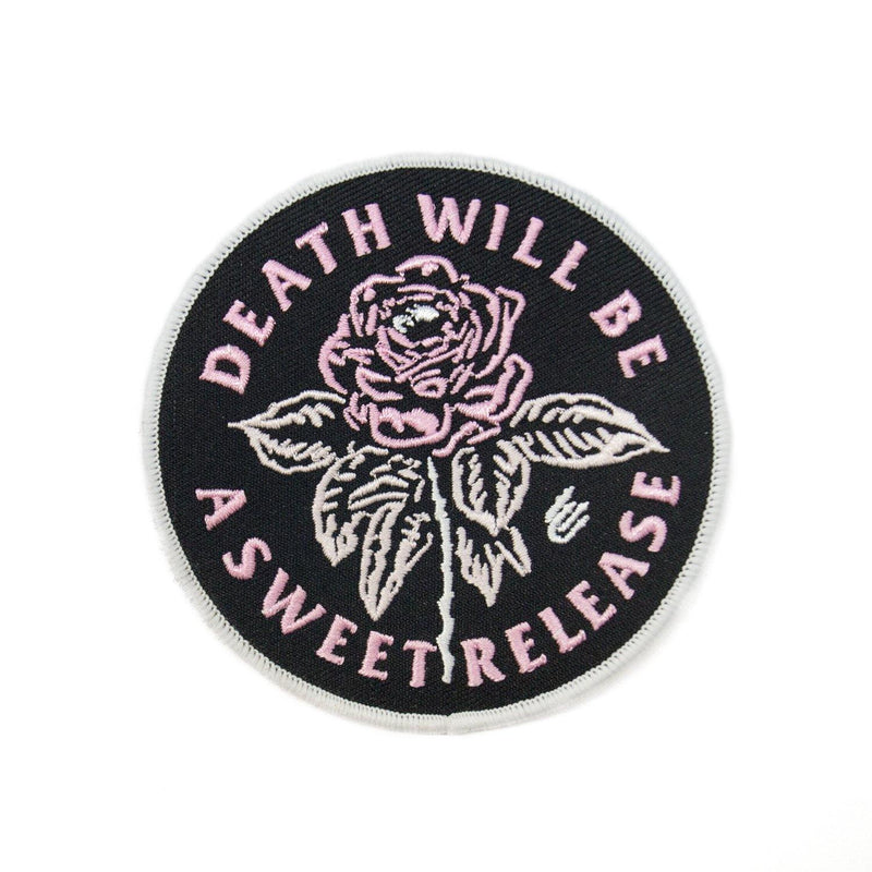 "Cold Cuts Limited ""Sweet Release"" Patch"