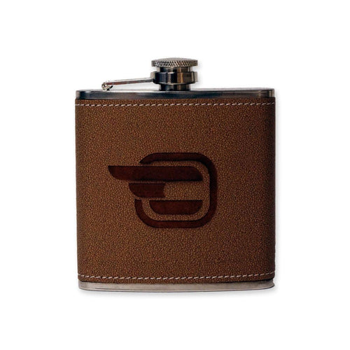 "Cold Cuts ""Logo"" Flask"