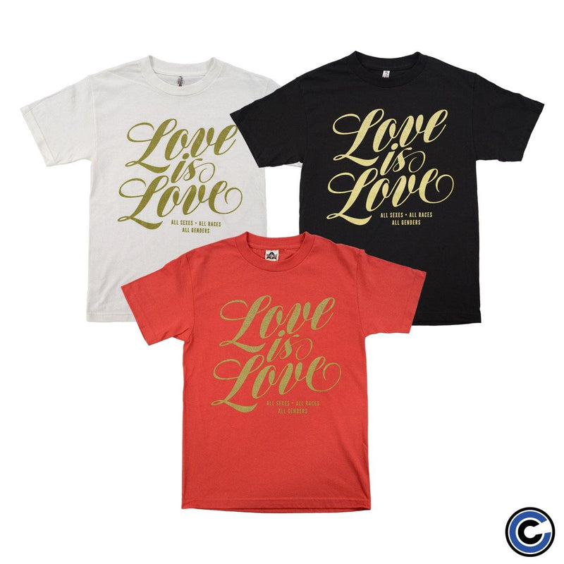 """Love Is Love"" Charity Shirt"
