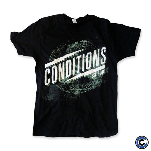 "Conditions ""Globe"" Shirt"