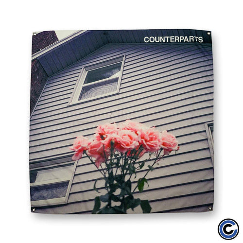 "Buy Now – Counterparts ""House"" Flag – Cold Cuts Merch"
