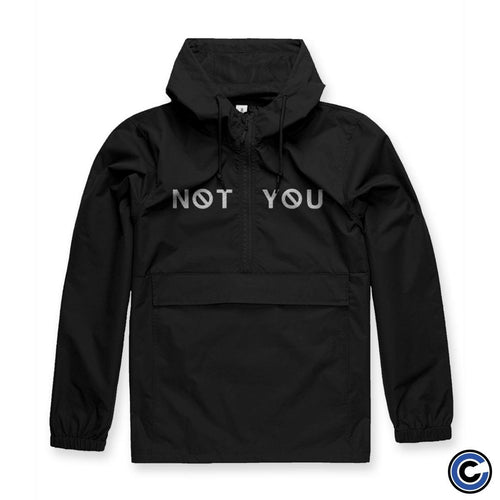 "Counterparts ""Not You"" Anorak Jacket"