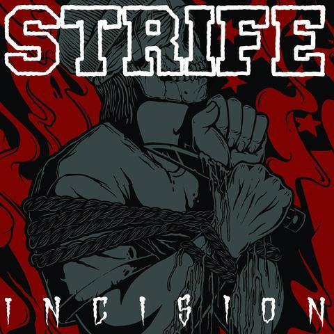 "Strife ""Incision"" 12"""
