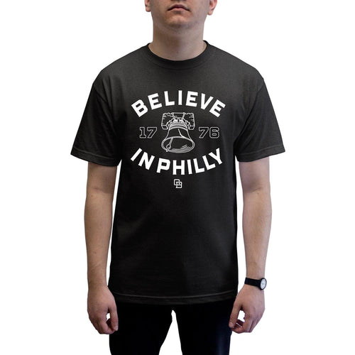 "Cracked Bell ""Believe In Philly 2.0"" Shirt"