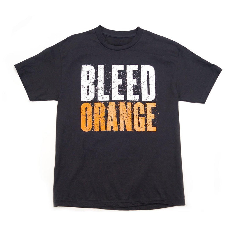 "Cracked Bell ""Bleed Orange"" Shirt"