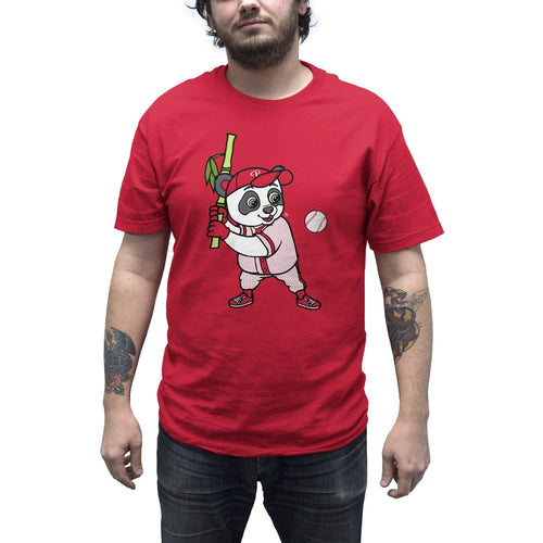"Cracked Bell ""Panda"" Shirt"