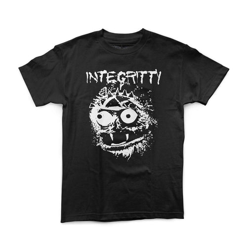 "Buy – Cracked Bell ""Integritty"" Shirt – Band & Music Merch – Cold Cuts Merch"