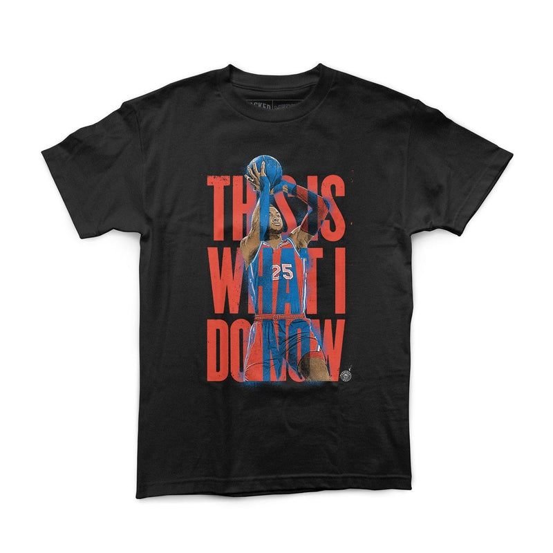 "Cracked Bell ""What I Do"" Shirt"