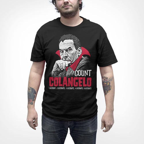"Buy – Cracked Bell ""Count Colangelo"" Shirt – Band & Music Merch – Cold Cuts Merch"