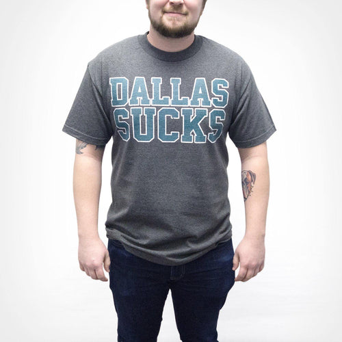 "Cracked Bell ""Dallas Sucks"" Shirt"