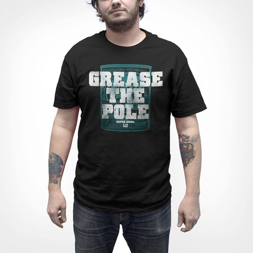 "Cracked Bell ""Grease the Pole"" Shirt"