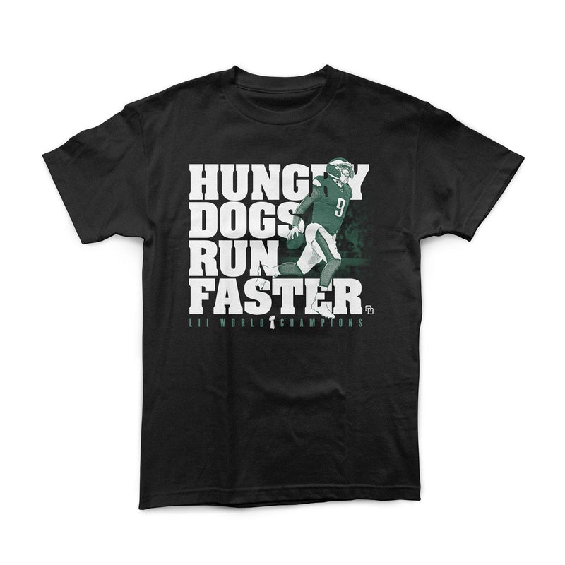 "Cracked Bell ""Hungry Dogs"" Shirt"