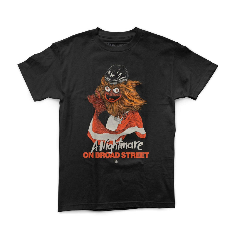 "Cracked Bell ""A Nightmare On Broad Street"" Shirt"