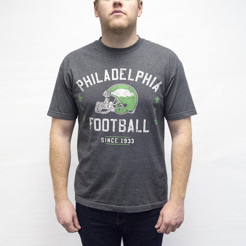 "Cracked Bell ""Philadelphia Football"" Shirt"