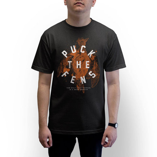 "Cracked Bell ""Puck the Fens"" Shirt"