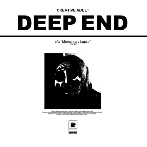 "Creative Adult ""Deep End"" 7"""