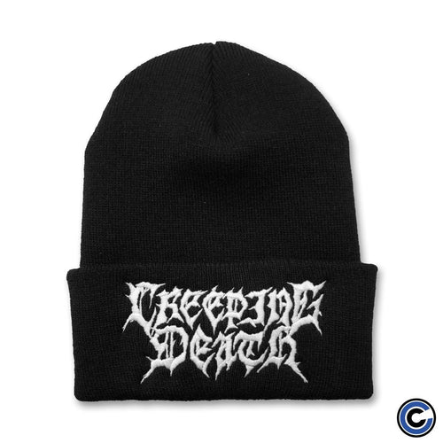 "Creeping Death ""Stack Logo"" Beanie"