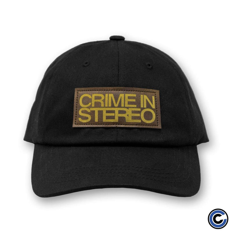 "Crime In Stereo ""Classic Logo"" Hat"