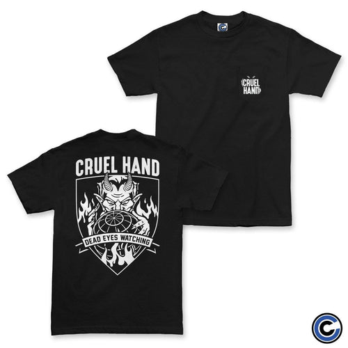 "Cruel Hand ""Devil"" Pocket Tee"