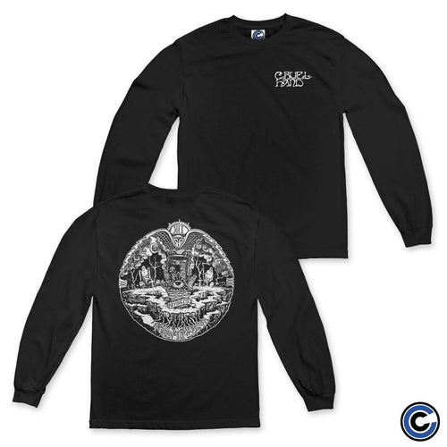"Cruel Hand ""Prying Eyes"" Long Sleeve"