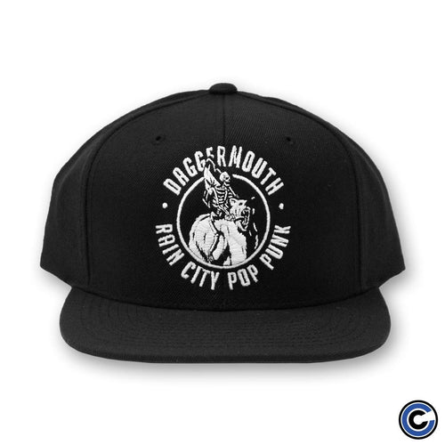 "Daggermouth ""Beer Bear"" Snapback Hat"