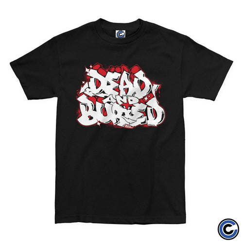 "Dead and Buried ""Graffiti"" Shirt"