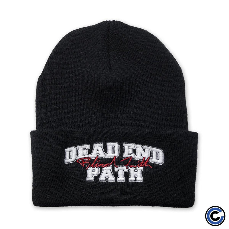 "Buy Now – Dead End Path ""Blind Faith"" Beanie – Cold Cuts Merch"
