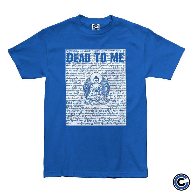 "Buy Now – Dead To Me ""Buddha"" Shirt – Cold Cuts Merch"