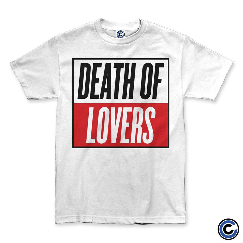 "Death of Lovers ""Champion Block"" Shirt"