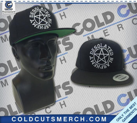 "Desolated ""Pentagram"" Snapback"