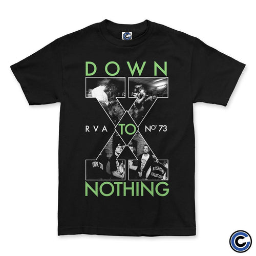 "Buy – Down To Nothing ""No. 73"" Shirt – Band & Music Merch – Cold Cuts Merch"