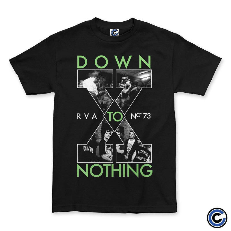 "Down To Nothing ""No. 73"" Shirt"