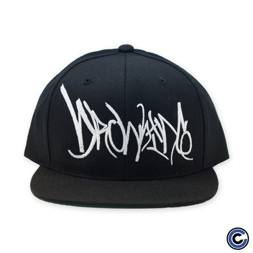 "Buy Now – Drowning ""Handstyle"" Snapback – Cold Cuts Merch"