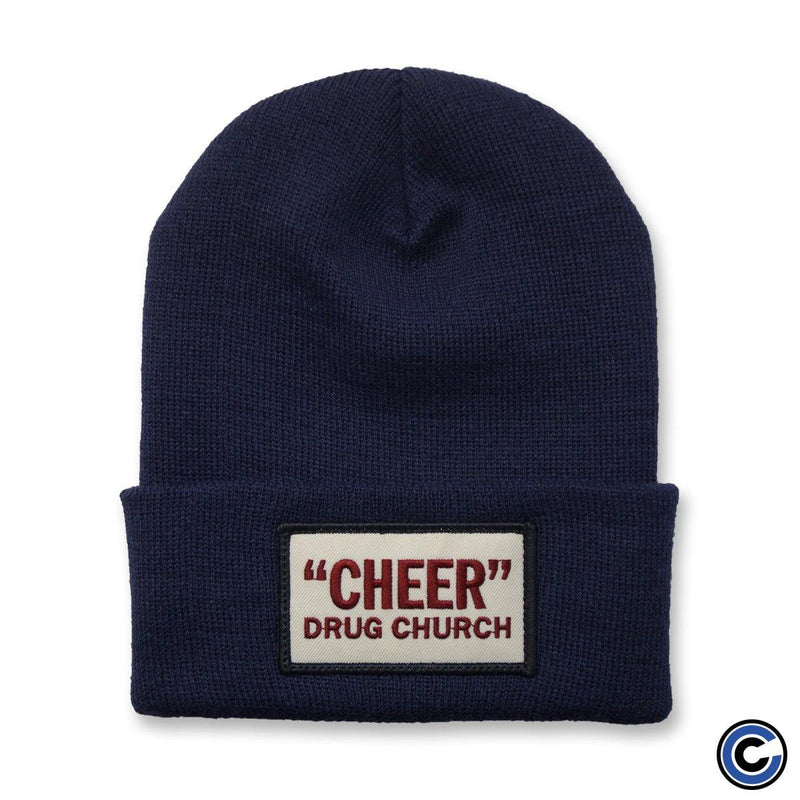 "Drug Church ""Quotes"" Beanie"