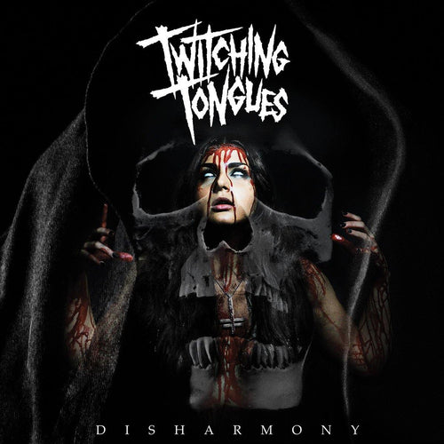 "Twitching Tongues ""Disharmony"" Vinyl"