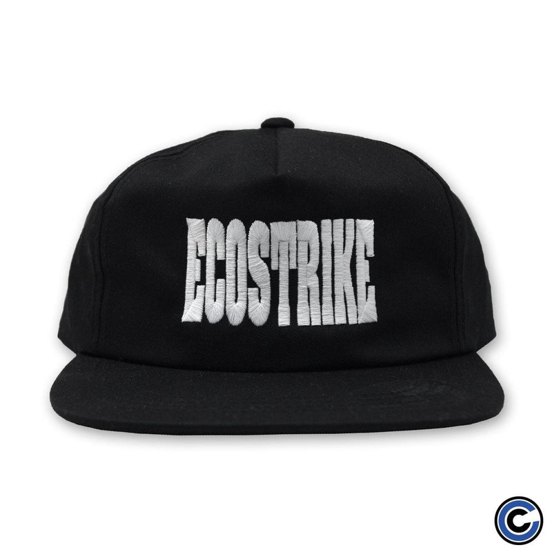 "Ecostrike ""Tall Logo"" Unstructured Snapback"