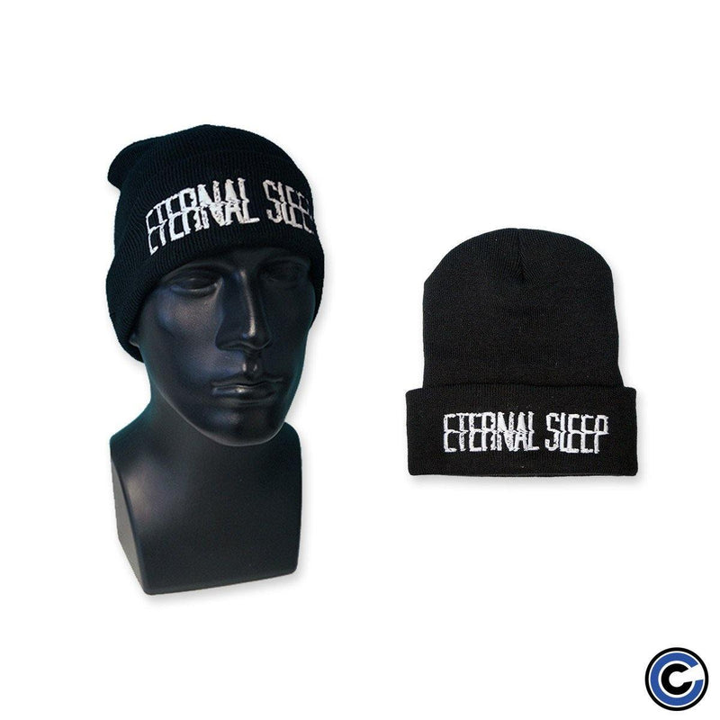 "Eternal Sleep ""Distress"" Beanie"
