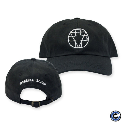 "Buy Now – Eternal Sleep ""Round Logo"" Hat – Cold Cuts Merch"